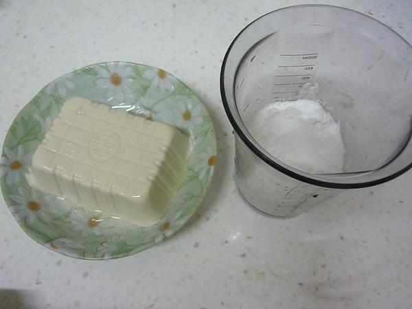 01豆腐麻糬的材料.JPG