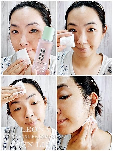 臉部保養,保養推薦, 倩碧CLINIQUE, 客製化保養,溫和潔膚水3號