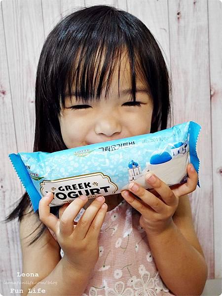 韓國樂天雪糕甜筒全家便利商店限定上市