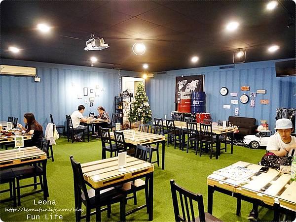 員林美食 饗料理 用餐區2