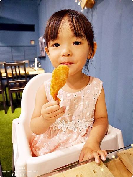 員林網美餐廳 饗料理  酥炸天使紅蝦球