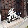 員林警察故事館 重機
