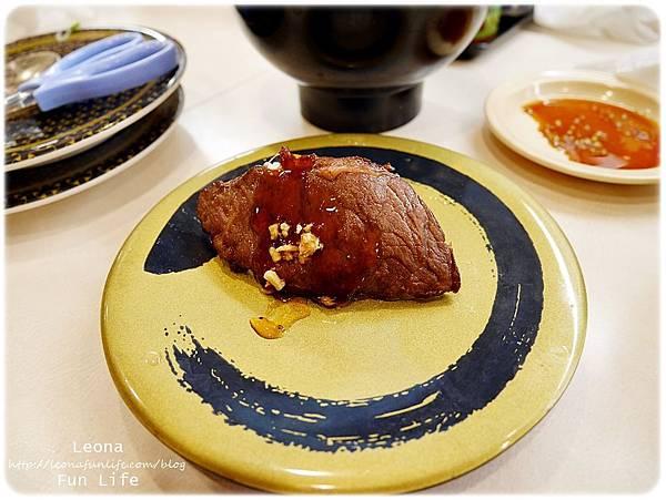 大里迴轉壽司  hama壽司美國牛排壽司