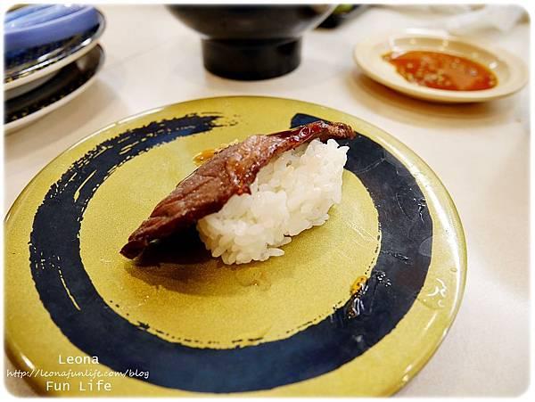 大里迴轉壽司  hama壽司 翼板肉