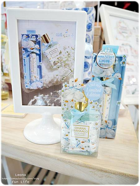 五月新品|OHANA MAHAALO 伊比鴨鴨輕香水 香水隨身瓶