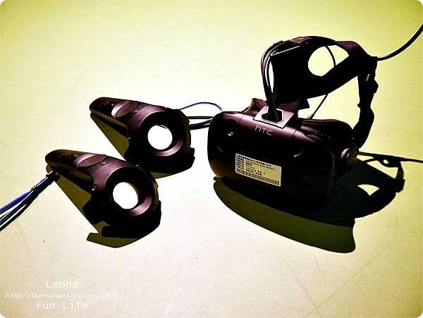 土保持虛擬實境體驗館土石流守護戰記VR闖關遊戲4