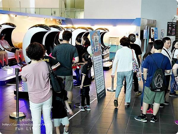 臺灣客家文化館水土保持虛擬實境體驗館4