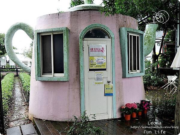 茶二指故事館親子哺乳室