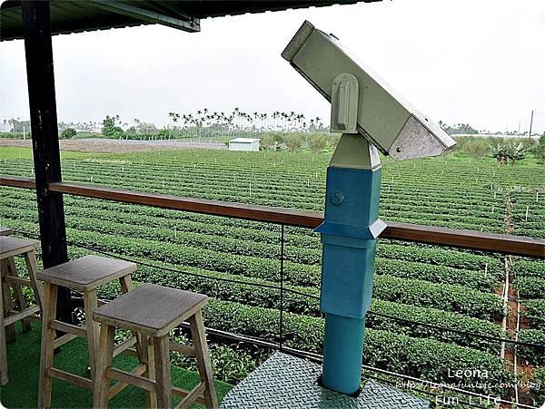 茶二指故事館品茶區景觀