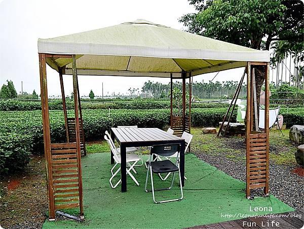 茶二指故事館品茶區景觀3
