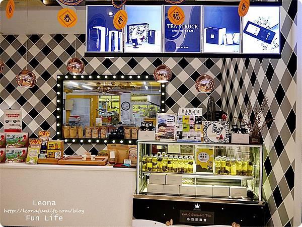 茶二指故事館品茶區