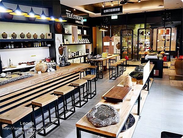 茶二指故事館品茶區2