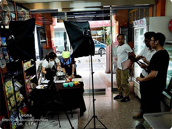台中七十年老店丸文食品繼光店推廣影片拍攝
