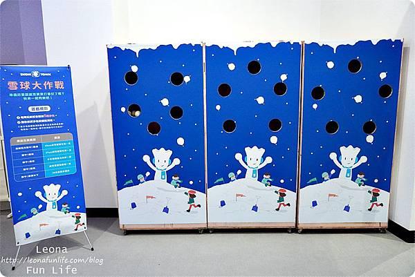台中三井雪樂地親子景點消暑聖地009