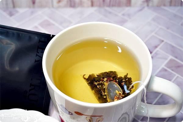 TEA Struck台灣精品茶禮桂花烏龍茶 冷泡茶 長順名茶DSC04865