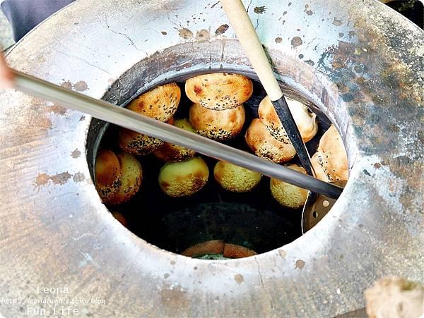 台中太平下午茶推薦PANS烤餅 每日現做 胡椒餅 炭火烤餅 韓式口味P1740139.JPG
