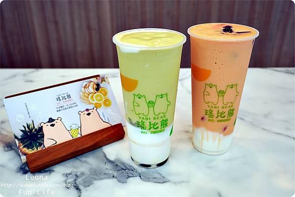 嘉義飲料瑤比熊嘉義果汁飲品美食 新鮮果汁 漸層飲料DSC02994.JPG