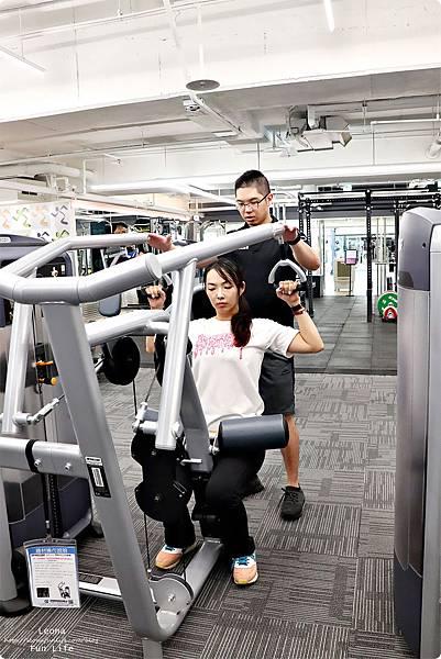 台中健身房推薦Anytime fitness 台中公益旗艦店 24hr健身中心 平價 無壓力 設備齊全 IMG_0699