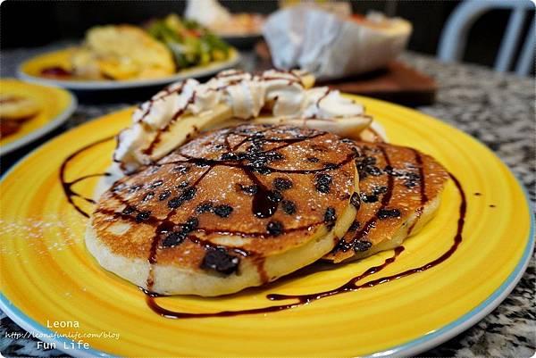 Oi Griddle Cakes 嘉義老屋咖啡 嘉義早午 oi鬆餅菜單 BrunchDSC02829.JPG