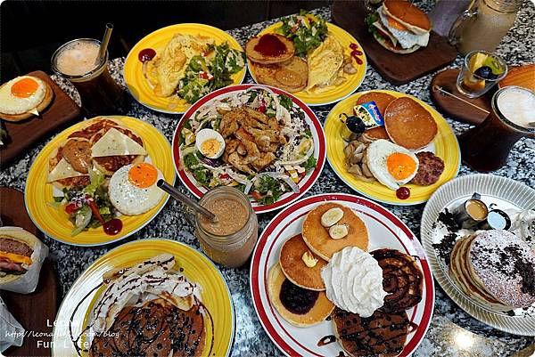 Oi Griddle Cakes 嘉義老屋咖啡 嘉義早午 oi鬆餅菜單 BrunchDSC02888.JPG