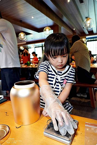 HOHOCHA喝喝茶 台灣香日月潭紅茶廠 南投親子 長輩旅遊景點 黃金品茗 混茶體驗 Pizza DIYDSC09410