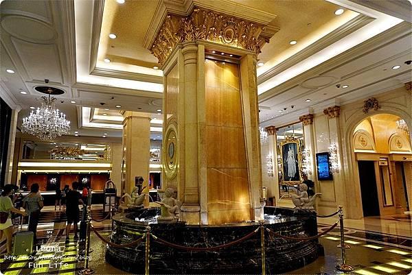 澳門平價住宿 盛世酒店 交通方便 英皇娛樂酒店美食 消夜免費DSC05951