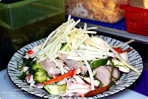 小琉球必吃 鮮鹽堂泰式鹽水雞  鮮鹽堂鹽水料理總匯 小琉球美食 鹽水雞加盟 小琉球鹽水雞 小琉球消夜DSC03262