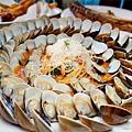 一中義利麵 台中北區義式料理 諾諾索義式料理菜單  諾諾索台塑牛排 諾諾索菜單 台中台塑牛排 蛤蠣義大利麵 浮誇系美食 痛風 爆量蛤蜊DSC03907