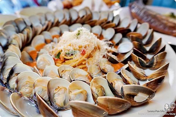 一中義利麵 台中北區義式料理 諾諾索義式料理菜單  諾諾索台塑牛排 諾諾索菜單 台中台塑牛排 蛤蠣義大利麵 浮誇系美食 痛風 爆量蛤蜊DSC03912