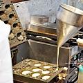 下午茶甜點推薦Debby House日式蜜糖千層可頌鯛魚燒-芋泥金沙一中商圈散步點心台中美食中友百貨DSC09828.JPG