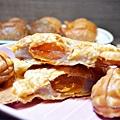 下午茶甜點推薦Debby House日式蜜糖千層可頌鯛魚燒-芋泥金沙一中商圈散步點心台中美食中友百貨DSC09860.JPG