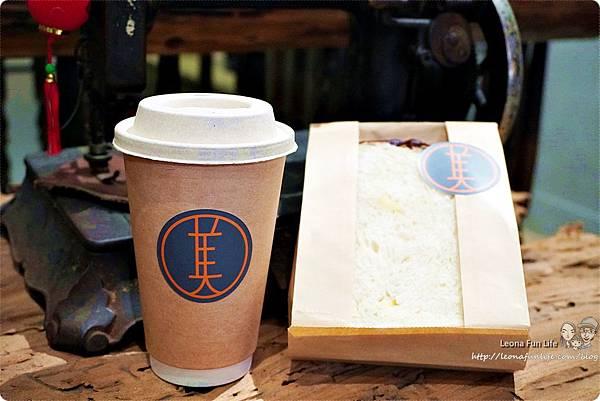 台中北區咖啡廳其美咖啡-懷舊復古系網美風格,古早味清冰配咖啡 再來份蒸奶 滷味更對味 其美不動產DSC06421.JPG
