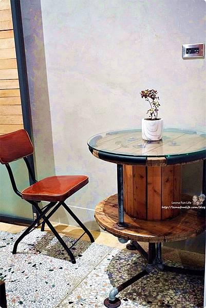 台中北區咖啡廳其美咖啡-懷舊復古系網美風格,古早味清冰配咖啡 再來份蒸奶 滷味更對味 其美不動產DSC06465.JPG