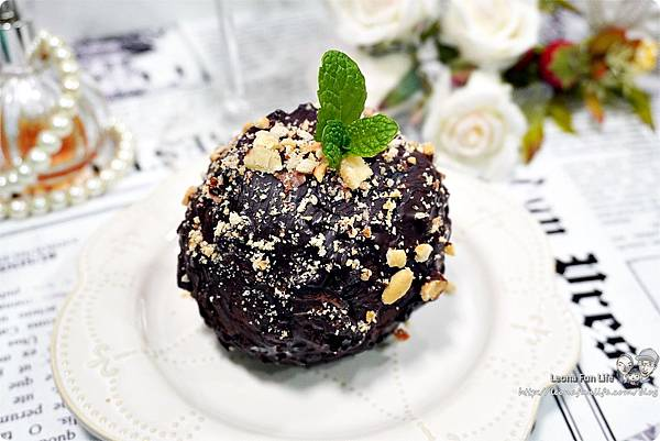 情人節巧克力DIY沒有難度不保證好不好吃搭配燭光晚餐更加分情人節禮物紅酒DSC07812.JPG