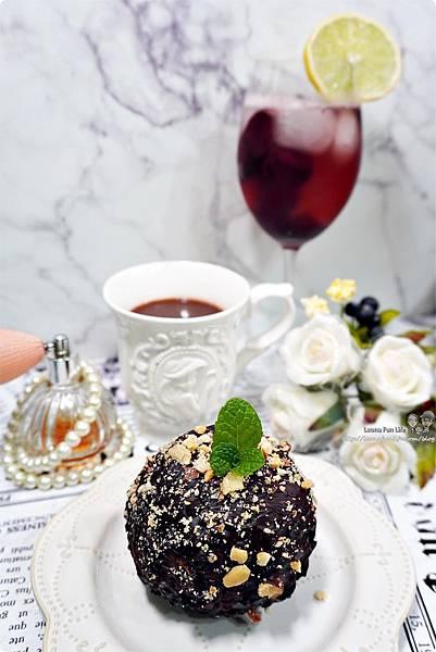 情人節巧克力DIY沒有難度不保證好不好吃搭配燭光晚餐更加分情人節禮物紅酒DSC07805.JPG