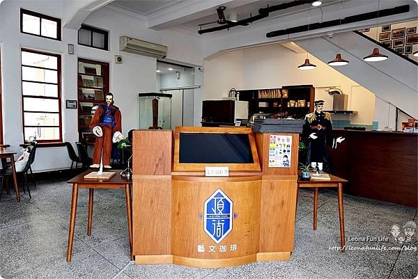豐原咖啡廳 頂街藝文咖啡 頂街派出所 古蹟 頂街咖啡 藝文空間 藝文沙龍 豐原火車站附近美食 輕食早午餐DSC08246.JPG