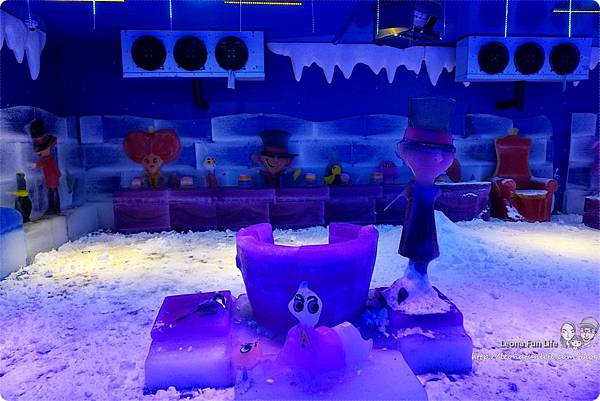 台灣玩雪場 台中玩雪 台中雪場 冰雪奇園 大里景點 大里東湖公園 大里IG打卡  Dali Art藝術園區 消暑景點中部 親子 室內 零下六度 冰雪樂園 異想新樂園DSC02354.JPG