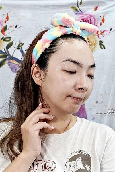 媽媽懶人保養術AMIINO 安美諾珍珠瞬白保濕精華淨白保濕問題一次到位DSC09703.JPG