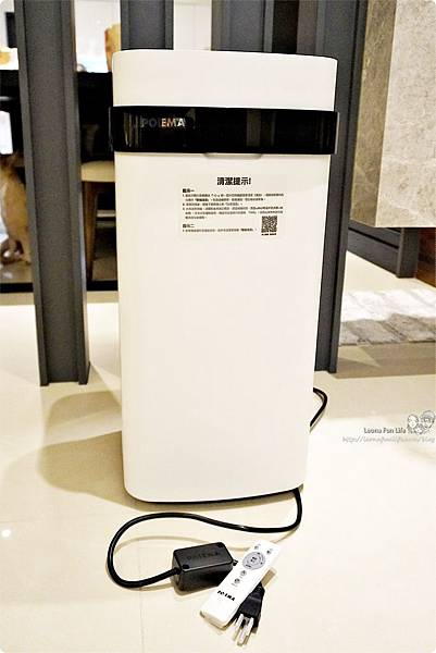 空氣清淨機推薦 POIEMA ZERO 評價 清洗 免耗材空氣清淨機  Zero 清淨機  PO 空氣清淨機 時尚家電 貓奴必備 親子家電DSC04635.JPG