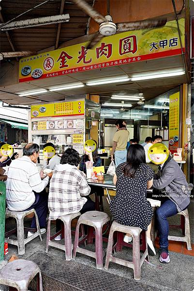 金光肉圓大甲 大甲拜拜美食 第一市場金光肉圓 超人氣美食 大甲鎮瀾宮周邊美食 Restaurants near Dajia Jenn Lann Temple Dajia Jenn Lann Temple Dajia Mazu Temple Taiwanese Food in DajiaDSC04802.JPG