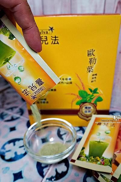 健康飲食好幫手喜兒法歐勒葉鮮纖自然-攜帶方便、味道清甜好吃,美鳳姊大推薦DSC03548.JPG