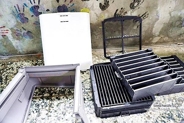 空氣清淨機推薦 POIEMA ZERO 評價 清洗 免耗材空氣清淨機  Zero 清淨機  PO 空氣清淨機 時尚家電 貓奴必備 親子家電DSC04801.JPG