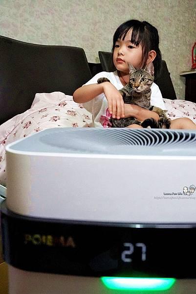 空氣清淨機推薦 POIEMA ZERO 評價 清洗 免耗材空氣清淨機  Zero 清淨機  PO 空氣清淨機 時尚家電 貓奴必備 親子家電DSC04832.JPG