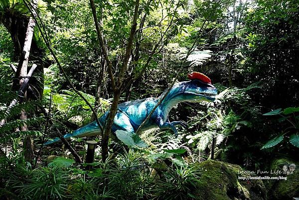 新北景點 大板根恐龍展 門票 探索森林 親子房 大板根森林溫泉酒店評價 住宿推薦 親子景點 親子一日遊 溫泉 森林 侏羅紀 DSC07046.JPG