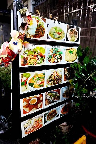 一中泰式料理 一中泰鄉味  泰鄉味菜單 平價 泰國料理 泰式奶茶 打拋肉 綠咖哩 泰奶冰淇淋 台中北區美食 一中街美食DSC07274.JPG