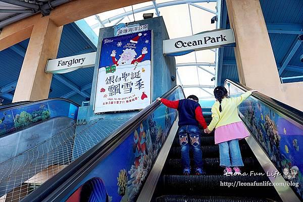 期間限定花蓮遠雄海洋公園-銀白飄雪聖誕季、歡樂遊行、雪屋玩雪,還有美人魚共舞喔!花蓮景點1DSC09251.JPG