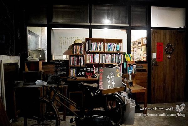 台東二手書店咖啡廳晃晃二手書店-閱讀、小酌、貓咪、咖啡香,慢活步調中享受書香環繞 台東景點1DSC04284.JPG