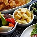 台中科博館美食今天不抱怨餐食-精緻美味雞肉料理簡餐、星巴克咖啡喝到飽,免服務費不限時、供插座新菜單母親節優惠DSC08822.JPG