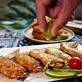 台中科博館美食今天不抱怨餐食-精緻美味雞肉料理簡餐、星巴克咖啡喝到飽,免服務費不限時、供插座新菜單母親節優惠DSC08891.JPG