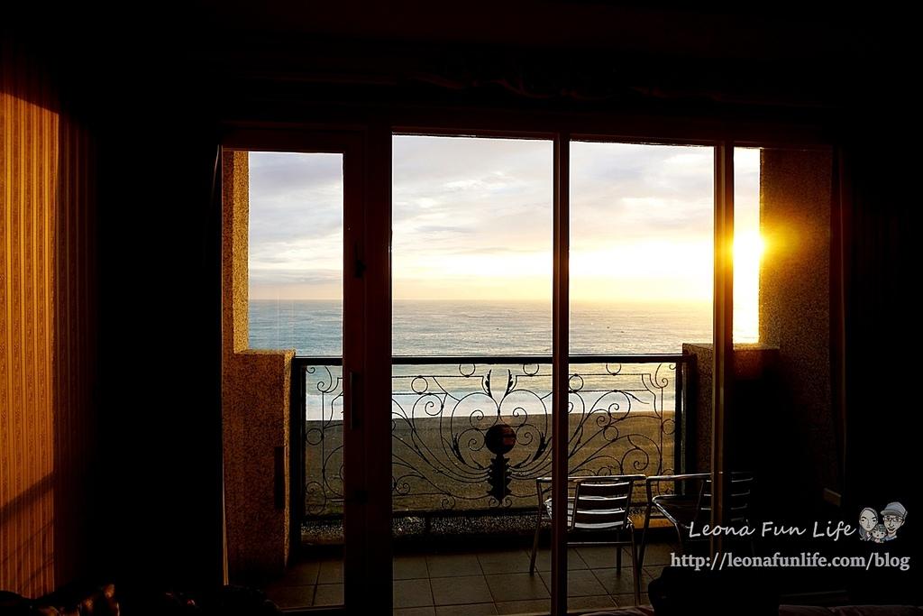 花蓮海景民宿七星潭迎星會館-坐擁海景第一排美景,聽浪潮聲入睡,在房間就能欣賞東海岸日出美景DSC08465.JPG
